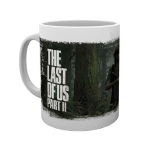 Hrnček Key Art (The Last of Us Part II)