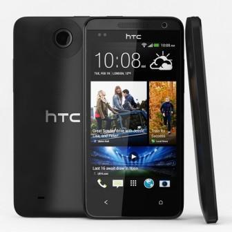 HTC Desire 300 | Black, Trieda C - použité, záruka 12 mesiacov