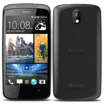 HTC Desire 500 | Black, Trieda B - použité, záruka 12 mesiacov