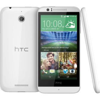 HTC Desire 510 | White, Trieda C - použité, záruka 12 mesiacov