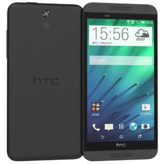 HTC Desire 610, 8GB | Black, Trieda C - použité, záruka 12 mesiacov