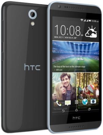 HTC Desire 620, Black - ENG - Trieda A - použité, záruka 12 mesiacov