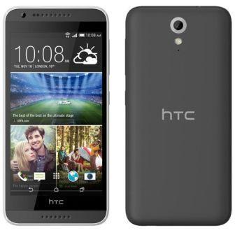 HTC Desire 620 | Gray-White, Trieda C - použité, záruka 12 mesiacov