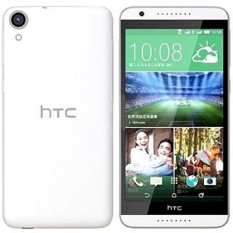 HTC Desire 820, 16GB   White Gray, Trieda A - použité, záruka 12 mesiacov