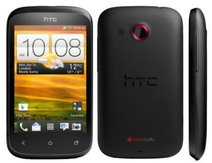 HTC Desire C   Black, Trieda C - použité, záruka 12 mesiacov