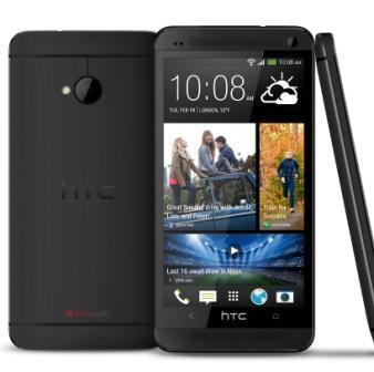 HTC ONE - M7, 32GB | Black, Trieda B - použité, záruka 12 mesiacov