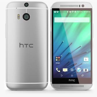 HTC ONE - M8, 16GB | Silver, Trieda D - použité, záruka 12 mesiacov
