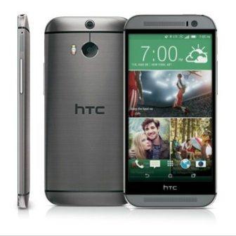 HTC ONE - M8, 32GB | Gunmetal Gray, Trieda C - použité, záruka 12 mesiacov