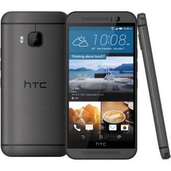 HTC ONE - M9, 32GB | Gunmetal Gray, Trieda A - použité, záruka 12 mesiacov