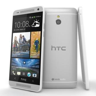 HTC ONE mini, 16GB | Silver, Trieda C - použité, záruka 12 mesiacov