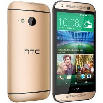 HTC One mini 2, 16GB | Gold, Trieda C - použité, záruka 12 mesiacov