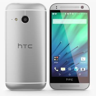 HTC ONE mini 2, 16GB   Silver, Trieda A - použité, záruka 12 mesiacov