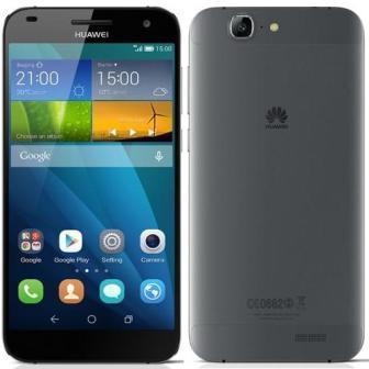 Huawei Ascend G7, 16GB   Gray, Trieda A - použité, záruka 12 mesiacov
