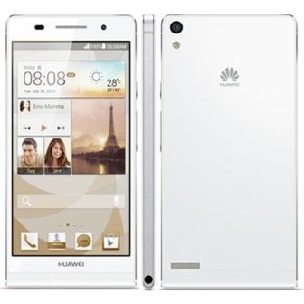 Huawei Ascend P6, 8GB | White, Trieda B - použité, záruka 12 mesiacov***