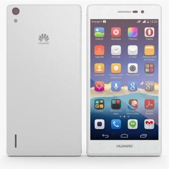 Huawei Ascend P7, 16GB | White, Trieda C - použité, záruka 12 mesiacov