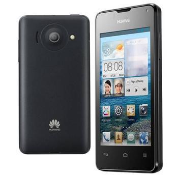 Huawei Ascend Y300, Android OS, Black- BAZÁR (použitý tovar , zmluvnázáruka12 mesiacov)