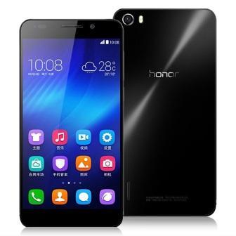 Huawei Honor 6, 16GB | Black, Trieda A - použité, záruka 12 mesiacov