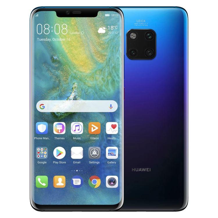 Huawei Mate 20 Pro, 6/128GB, Dual SIM | Twilight, Trieda C - použité, záruka 12 mesiacov