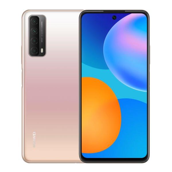 Huawei P Smart 2021, blush gold - SK distribúcia