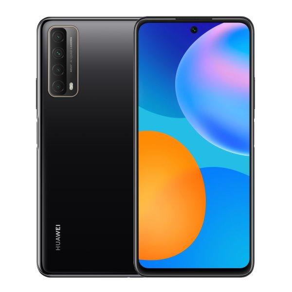 Huawei P Smart 2021, midnight black - SK distribúcia