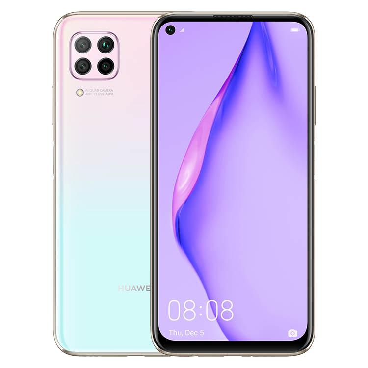 Huawei P40 Lite, 6/128GB, Dual SIM, Sakura Pink - SK distribúcia 51095CKA