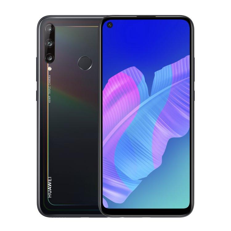 Huawei P40 Lite E, 4/64GB, Dual SIM, Midnight Black - SK distribúcia 51095DCE