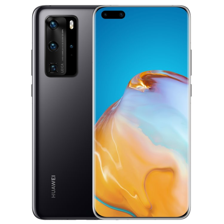 Huawei P40 Pro 5G, 8/256GB, Dual SIM, Black - SK distribúcia 51095EXQ