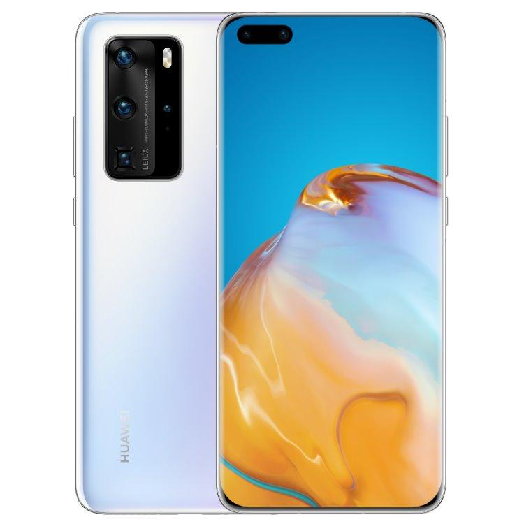 Huawei P40 Pro 5G, 8/256GB, Dual SIM, Ice White - SK distribúcia 51095EXN
