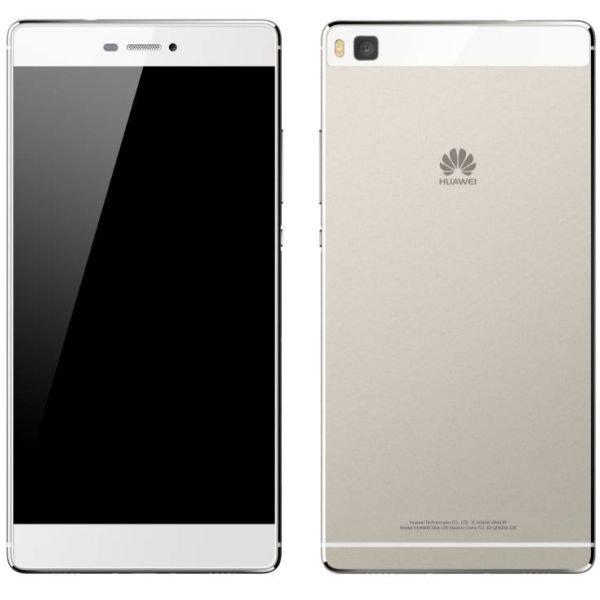 Huawei P8, 16GB | Mystic Champagne, Trieda C - použité, záruka 12 mesiacov