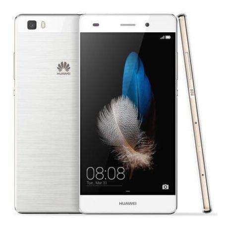 Huawei P8 Lite, 16GB | White, Trieda A - použité, záruka 12 mesiacov