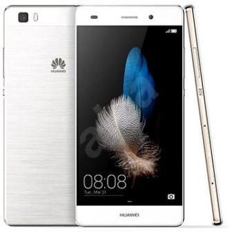 Huawei P8 Lite, 16GB   White, Trieda C - použité, záruka 12 mesiacov