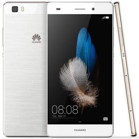 Huawei P8 Lite, Dual SIM | White, Trieda A - použité, záruka 12 mesiacov