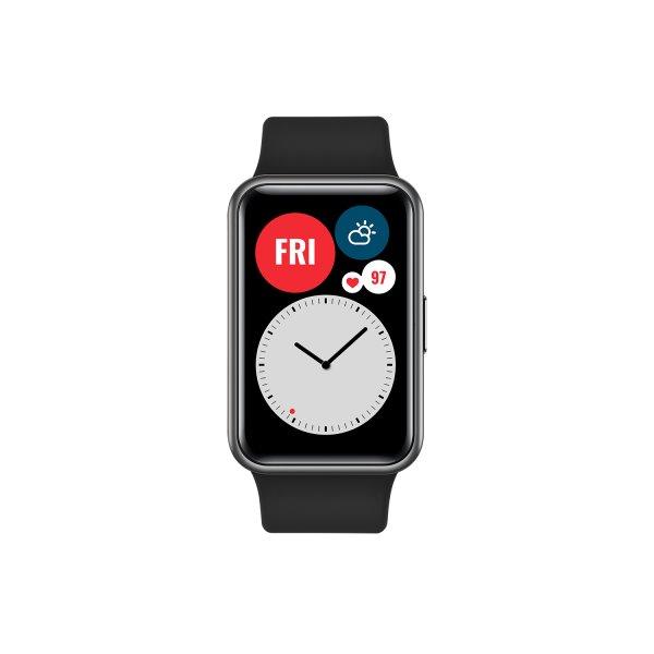 Huawei Watch Fit, graphite black