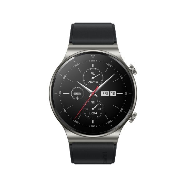 Huawei Watch GT2 Pro, night black