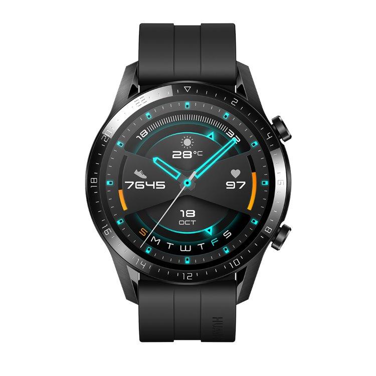 Huawei Watch GT2 Sport, 46mm, Matte Black