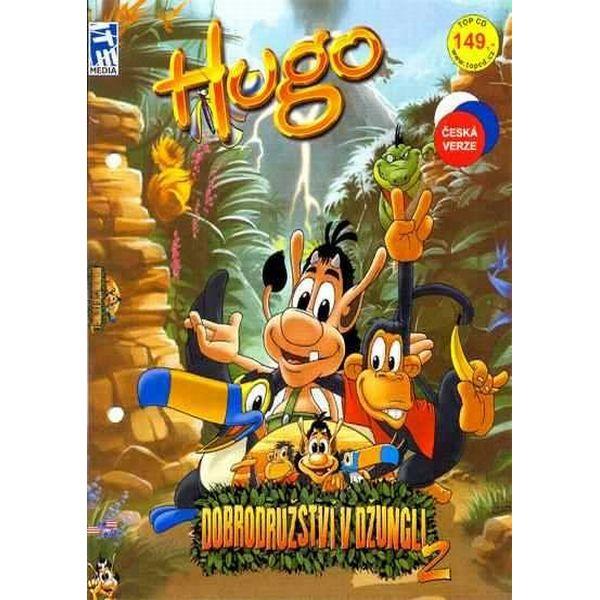Hugo: Dobrodružstvo v džungli 2 CZ