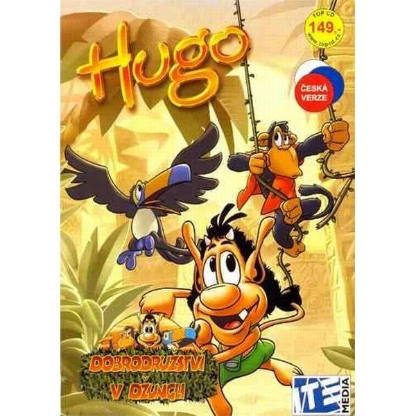 Hugo: Dobrodružstvo v džungli CZ