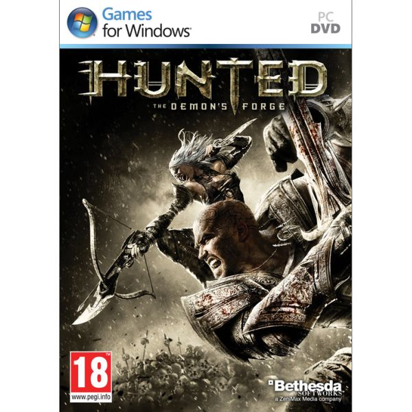 Hunted: The Demon's Forge CZ