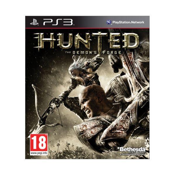 Hunted: The Demon's Forge [PS3] - BAZÁR (použitý tovar)