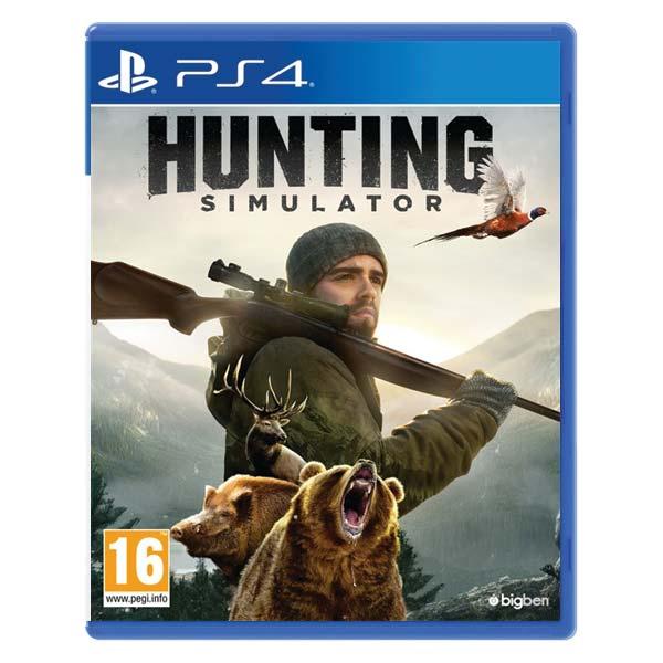 Hunting Simulator [PS4] - BAZÁR (použitý tovar)