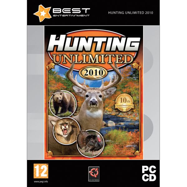 Hunting Unlimited 2010 (10th Anniversary) PC