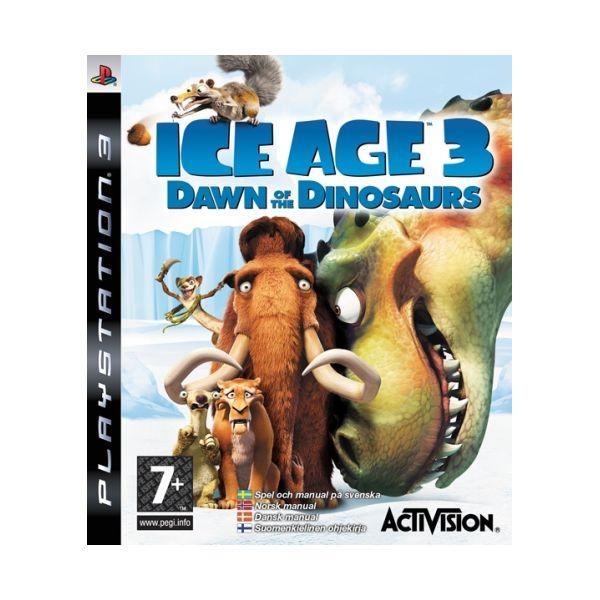 Ice Age 3: Dawn of the Dinosaurs [PS3] - BAZÁR (použitý tovar)