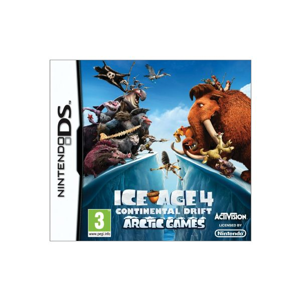 Ice Age 4 Continental Drift: Arctic Games