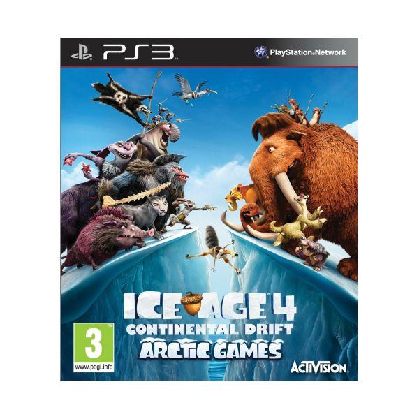 Ice Age 4 Continental Drift: Arctic Games [PS3] - BAZÁR (použitý tovar)