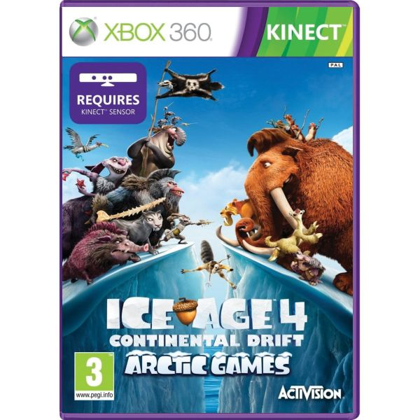 Ice Age 4 Continental Drift: Arctic Games XBOX 360