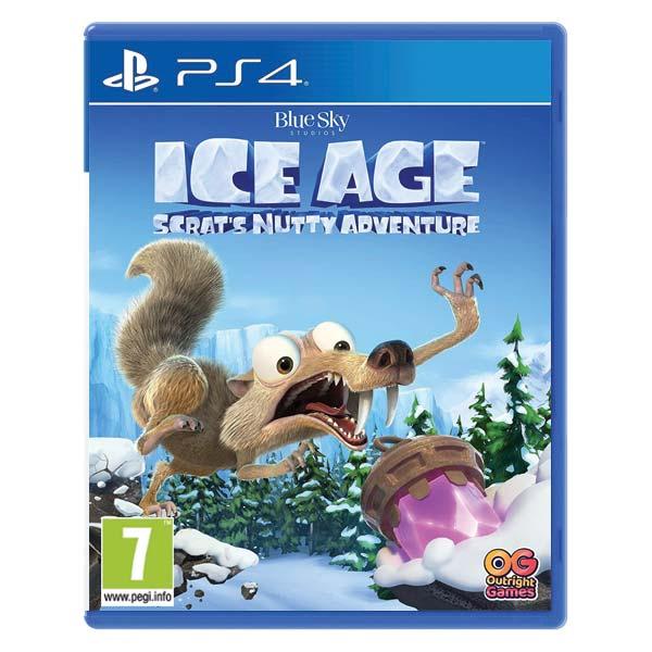 Ice Age: Scrat's Nutty Adventure [PS4] - BAZÁR (použitý tovar)