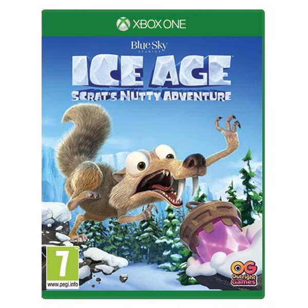 Ice Age: Scrat's Nutty Adventure [XBOX ONE] - BAZÁR (použitý tovar)