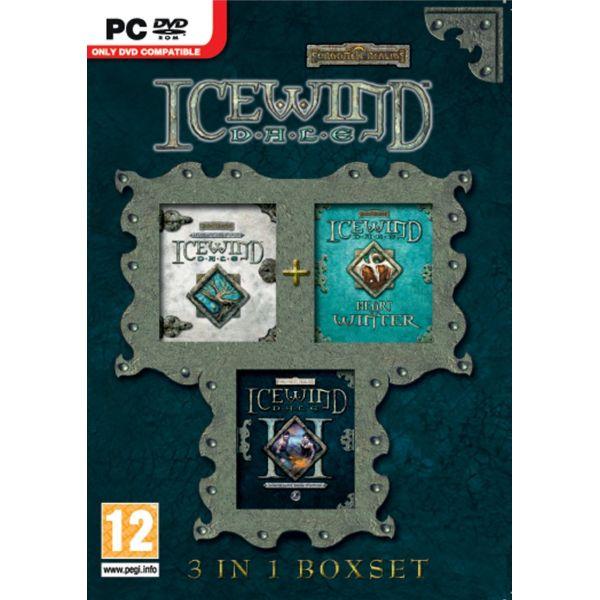 Icewind Dale: 3 in 1 BoxSet PC
