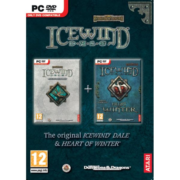 Icewind Dale + Hearts of Winter