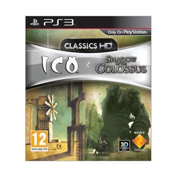 ICO & Shadow of the Colossus (Classics HD) [PS3] - BAZÁR (použitý tovar)